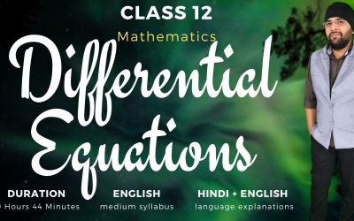 Ch9. Differential Equations