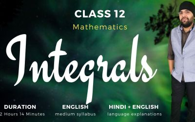 Ch7. Integrals