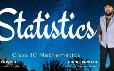 Ch14. Statistics