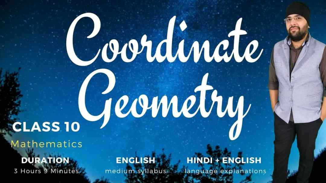 Coordinate Geometry course Class 10 Maths 1400px