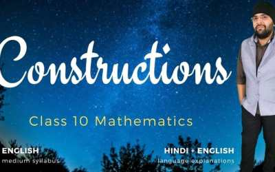 Ch11. Constructions