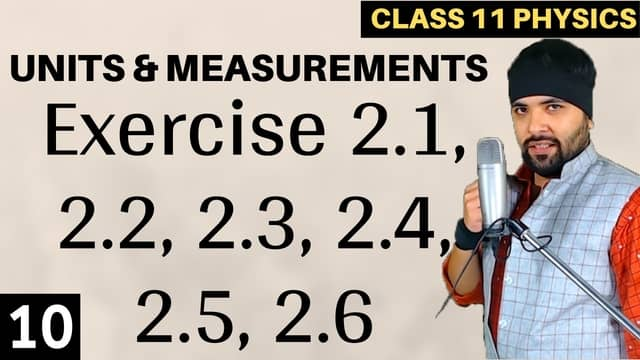 Chapter-2-Units-and-Measurement-Lecture-10