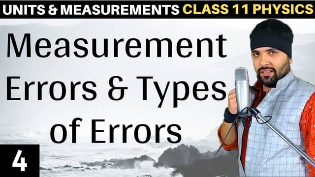 Chapter-2-Units-and-Measurement-Lecture-4